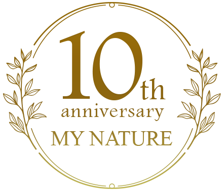 10th anniversary MY NATURE